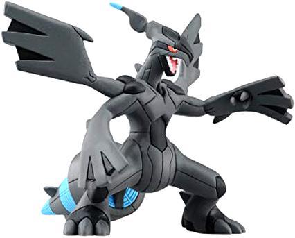 figurine pokemon zekrom usato