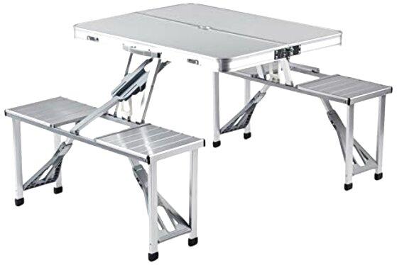 tavolo campeggio usato