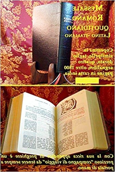 messale romano quotidiano usato