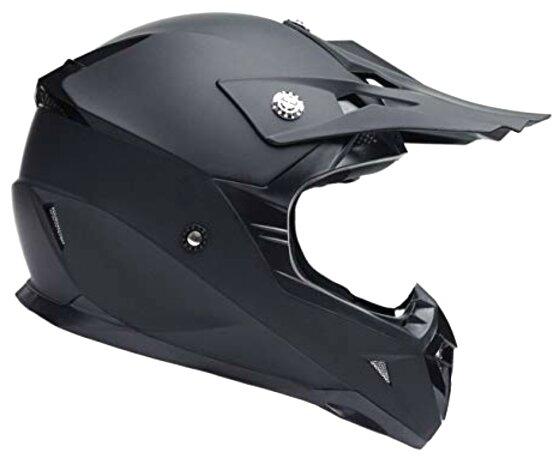 casco motard usato