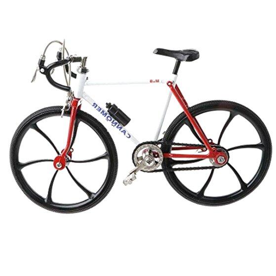 modellino bici usato