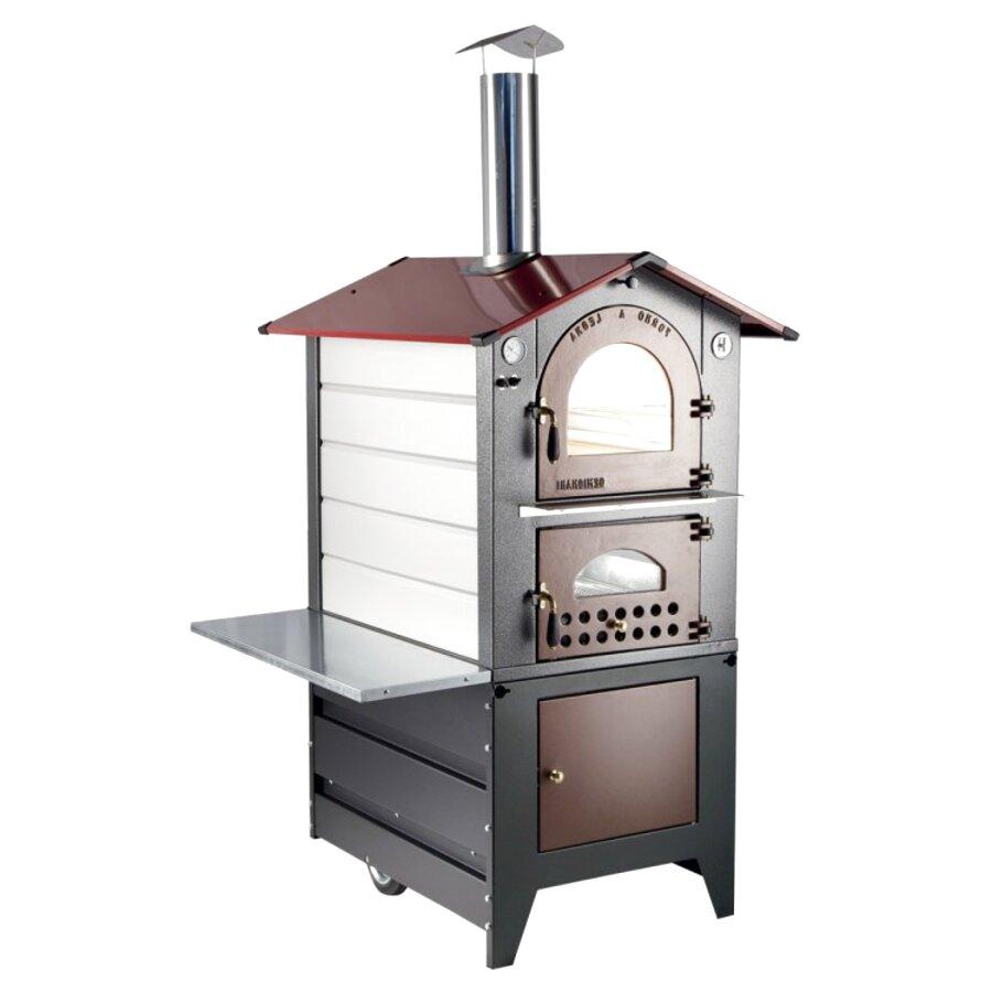 forno legna esterno usato