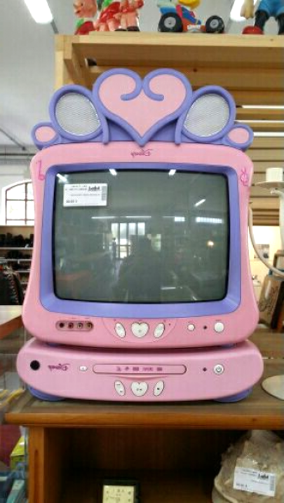 televisore disney usato
