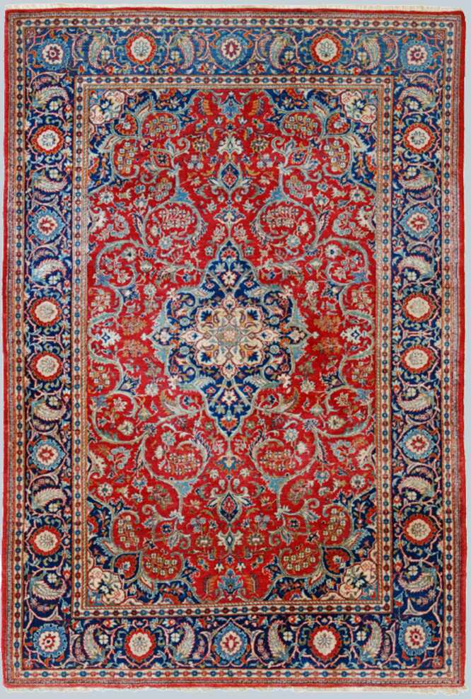 tappeti persiani antichi