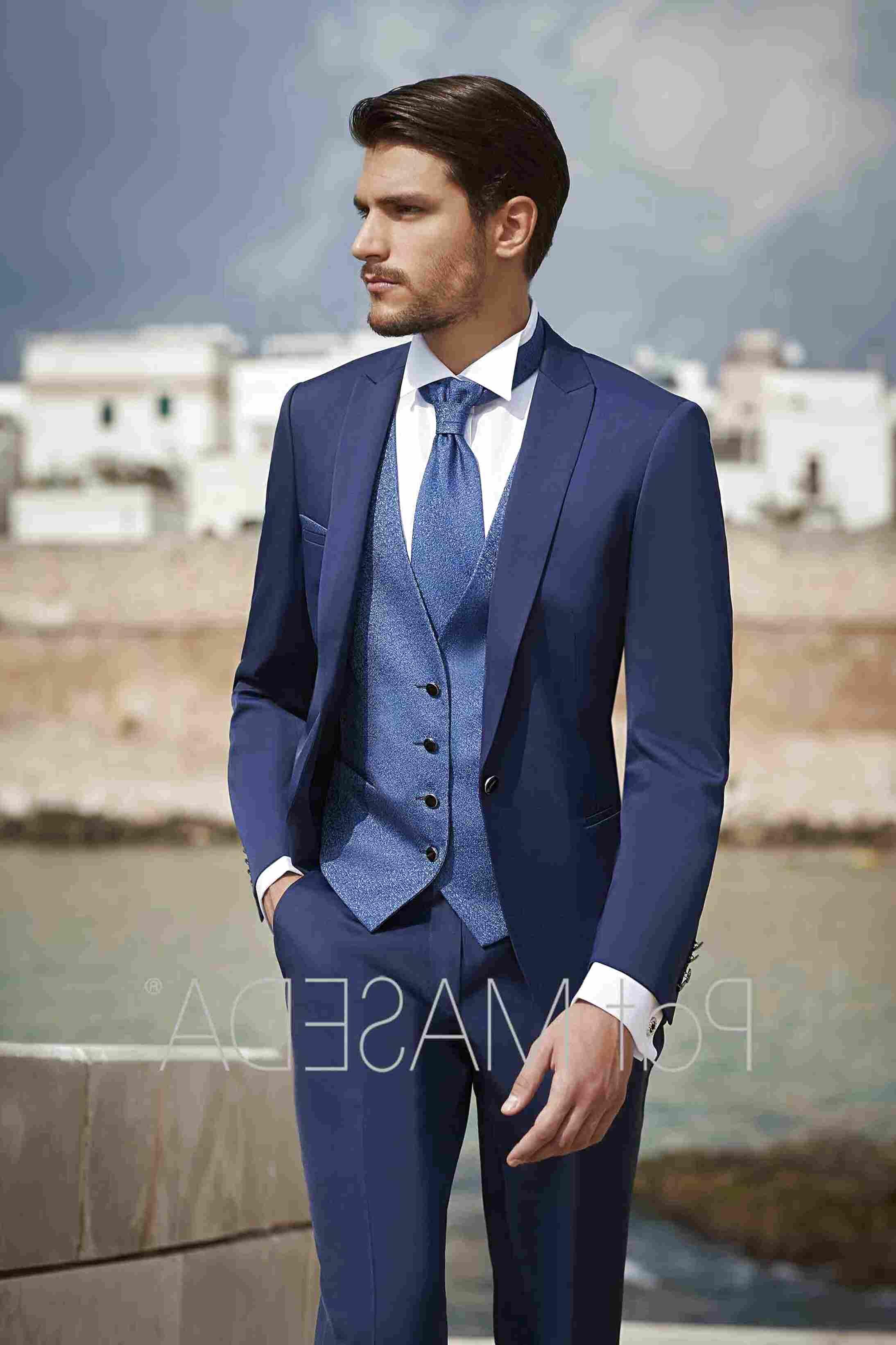Abiti Da Cerimonia Uomo Blu.Abito Sposo Uomo Usato In Italia Vedi Tutte I 37 Prezzi