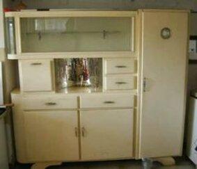 mobili cucina anni 50