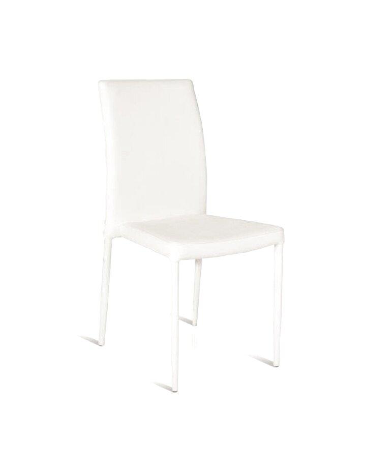 sedie ecopelle bianche