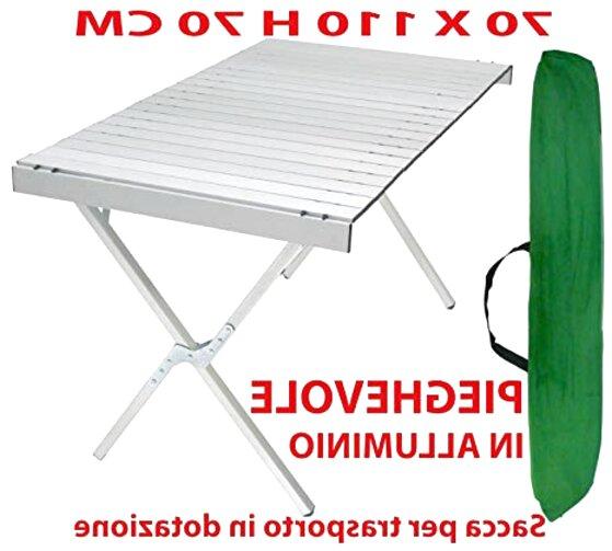 Tavoli Alluminio Pieghevoli Usati.Tavolo Pieghevole Alluminio Usato In Italia Vedi Tutte I 47 Prezzi