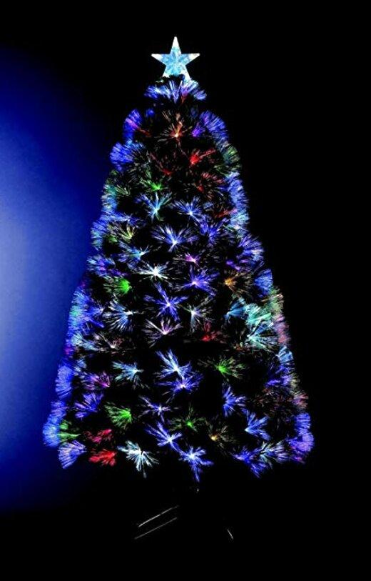 Albero Di Natale Fibra Ottica 180 Cm.Albero Natale Fibra Ottica Usato In Italia Vedi Tutte I 49 Prezzi