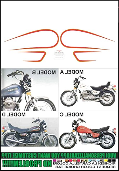 2/° Versione Capricci Italiani Portachiavi Moto Yamaha
