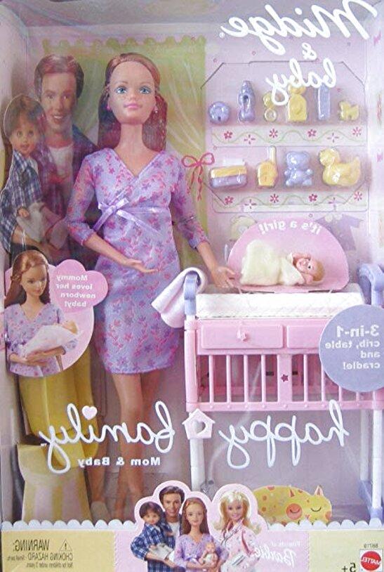 Barbie Happy Family Midge usato in Italia | vedi tutte i 40 prezzi!