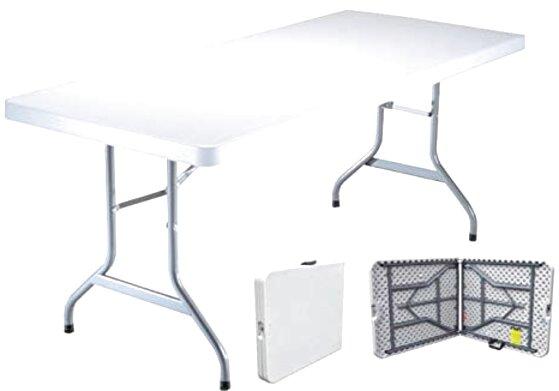 Tavoli Alluminio Pieghevoli Usati.Tavolo Pieghevole Usato In Italia Vedi Tutte I 39 Prezzi