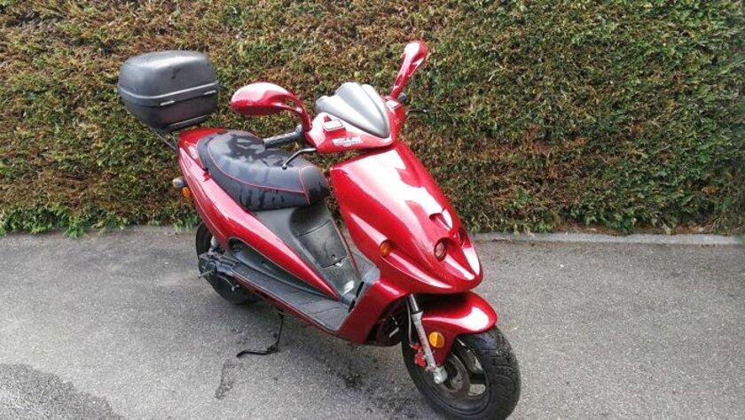 scooter 50 malaguti usato