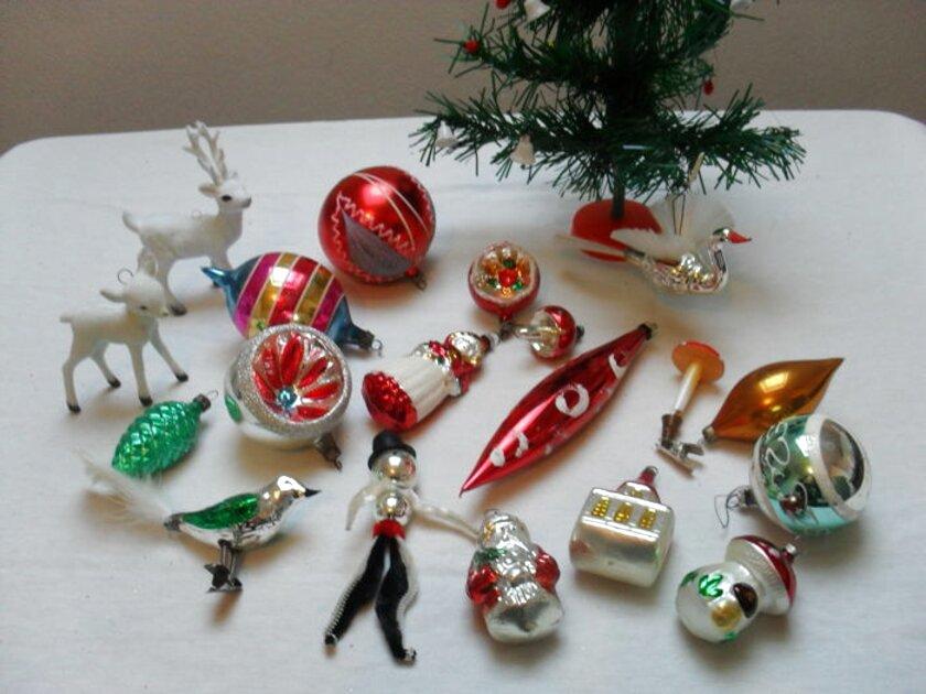 Addobbi Natalizi Anni 50.Palline Natale Vintage Usato In Italia Vedi Tutte I 74 Prezzi
