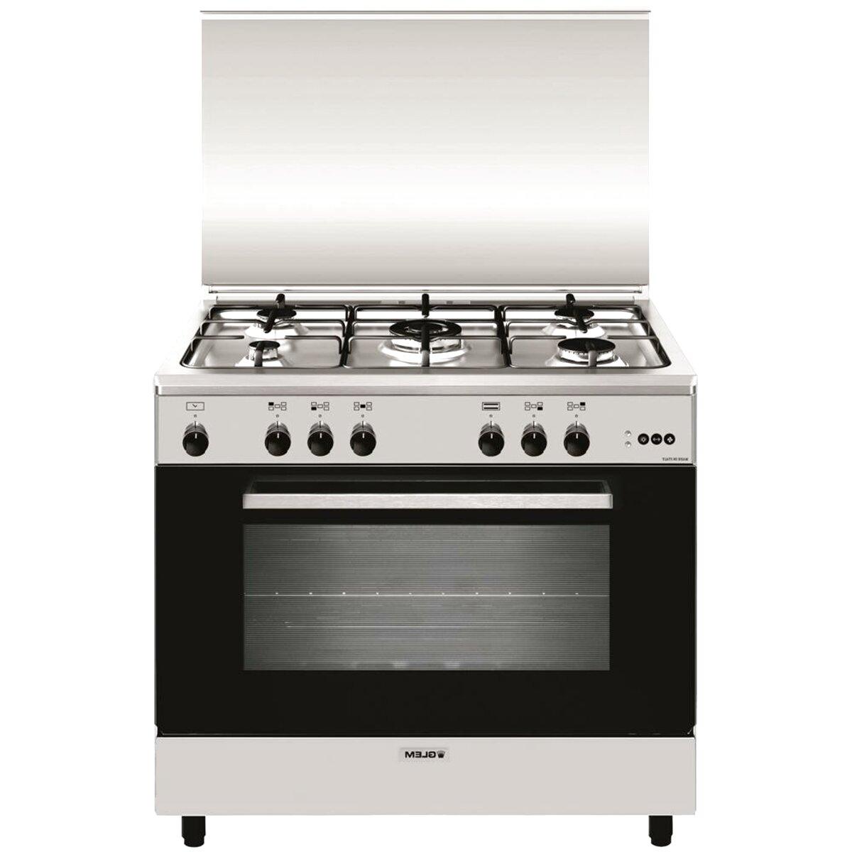 Cucine A Gas Con Forno A Gas Usate.Cucina Gas Forno Gas 90x60 Usato In Italia Vedi Tutte I 45 Prezzi