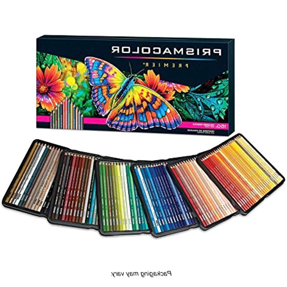 150 PZ Sanford legno Prismacolor Premier Matite Colorate
