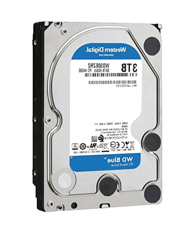 hard disk 3tb usato