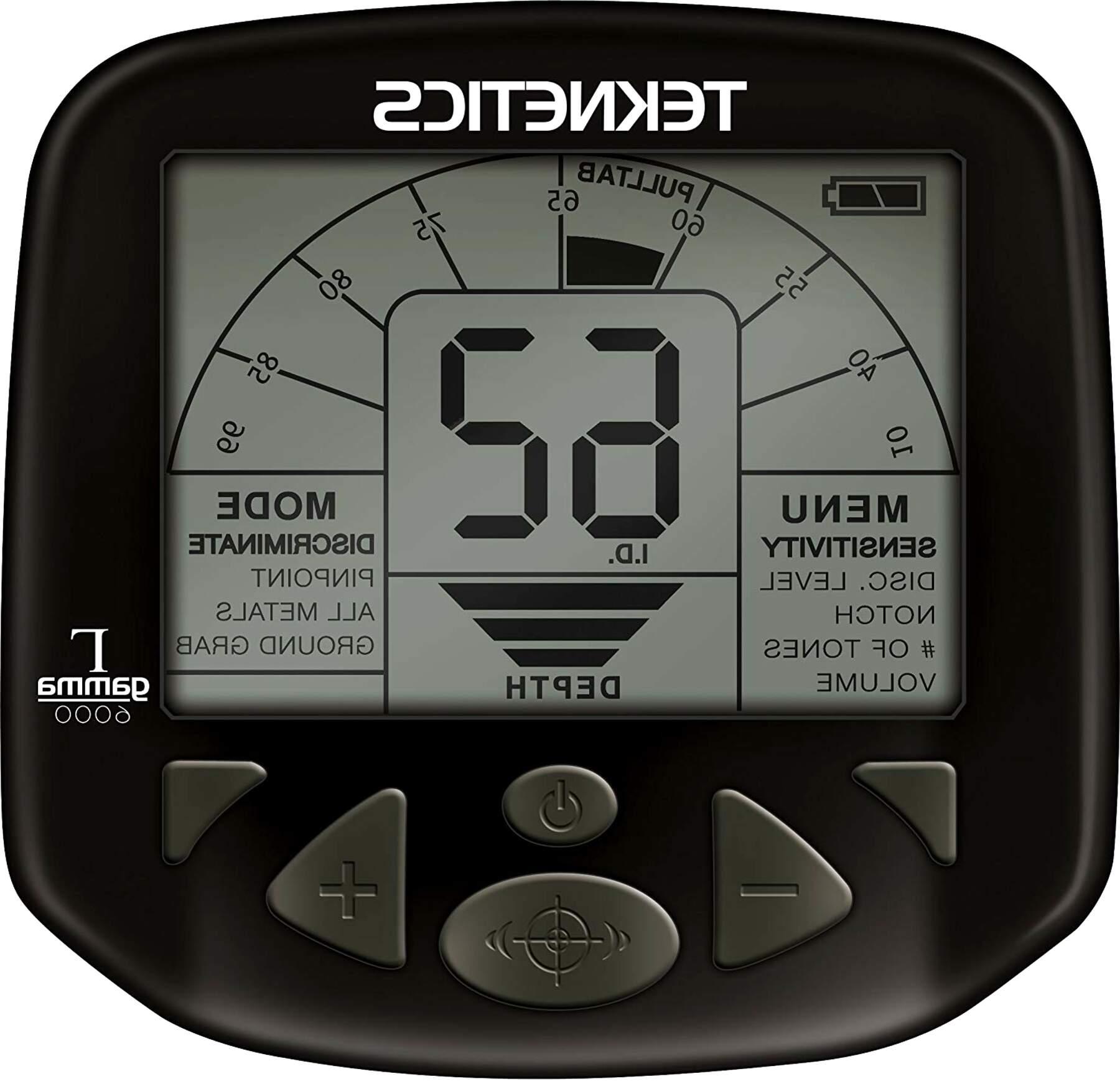 teknetics gamma 6000 usato