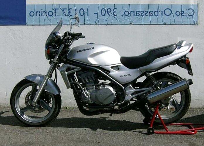 35-50 CV 1999-500CC 153220000 KIT TRASMISSIONE OE KAWASAKI ER-5 Twister