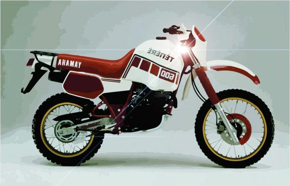 Yamaha Xt 600 Z Tenere 1vj Motore Usato In Italia Vedi Tutte I 44 Prezzi