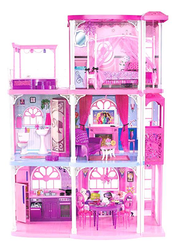 casa di barbie offerta