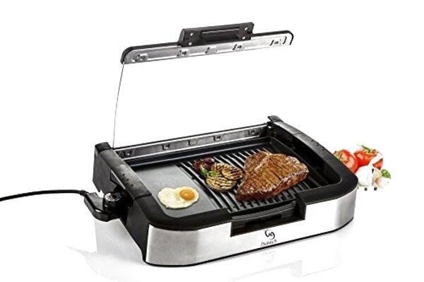 griglia bistecchiera elettrica usato