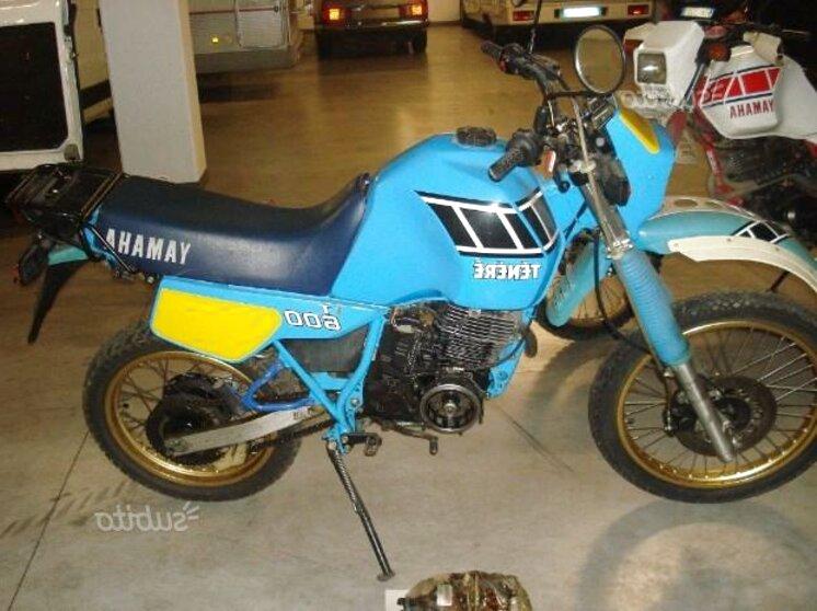 Ricambi Yamaha Xt 600 Z Tenere Usato In Italia Vedi Tutte I 39 Prezzi