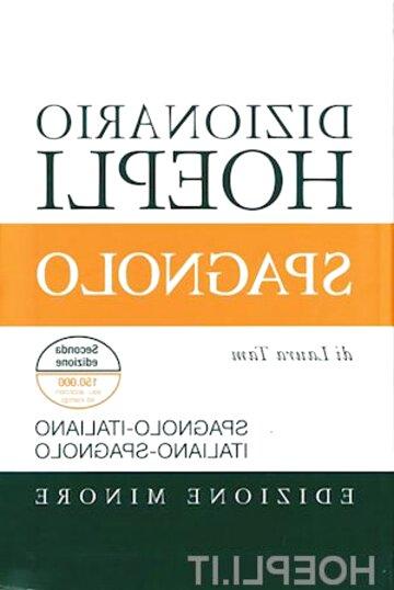 Dizionario Spagnolo Hoepli usato in Italia | vedi tutte i