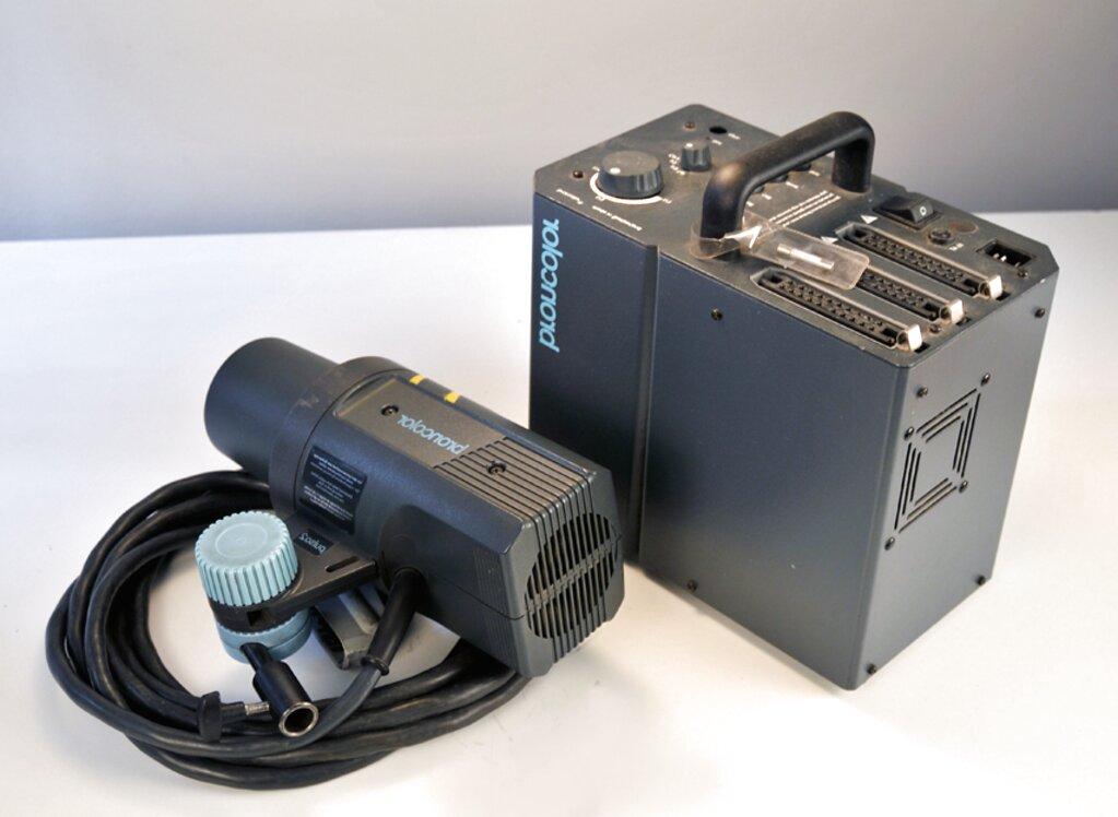 generatore flash usato
