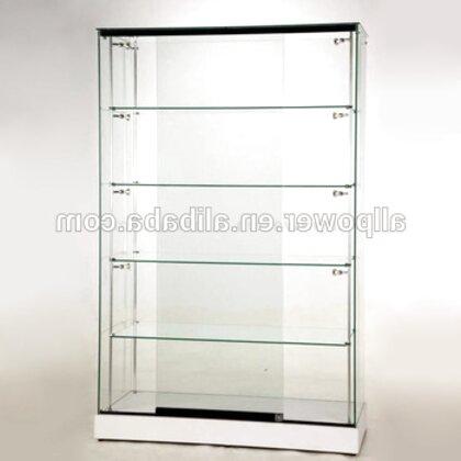espositore vetro usato