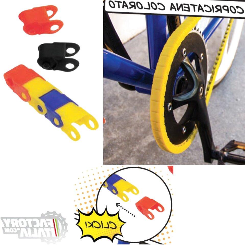 catena 1//2 x 1//8 per single speed s1 grigia 525240159 KMC bici fixed