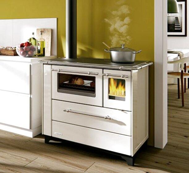 stufa legna cucina