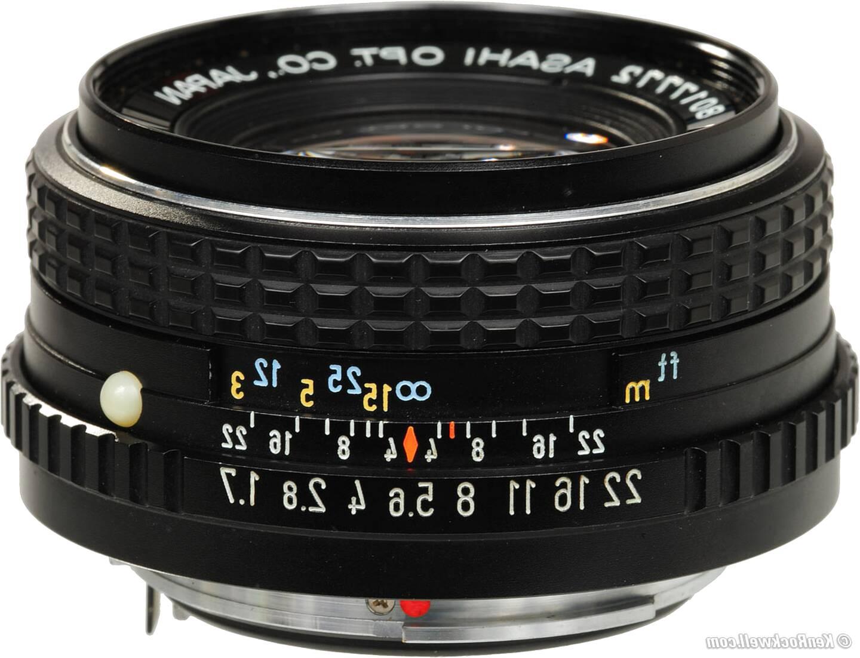 pentax m 50mm usato