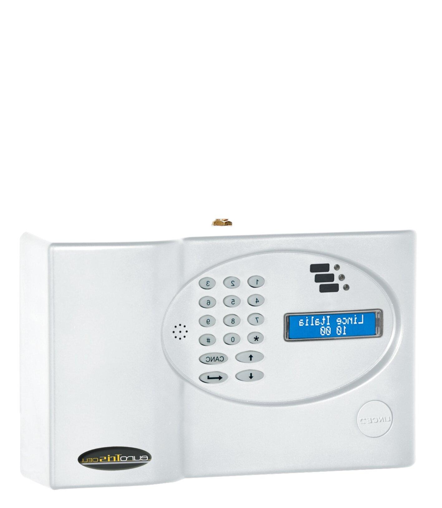 LINCE SPA 4236-EUROTRIS-GSM COMBINATORE TELEFONICO GSM