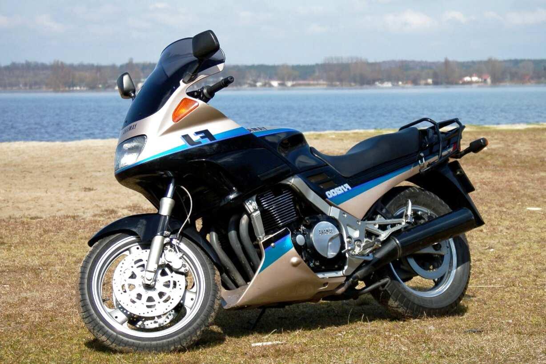 Yamaha Yamaha FJ 1200 - Moto.ZombDrive.COM