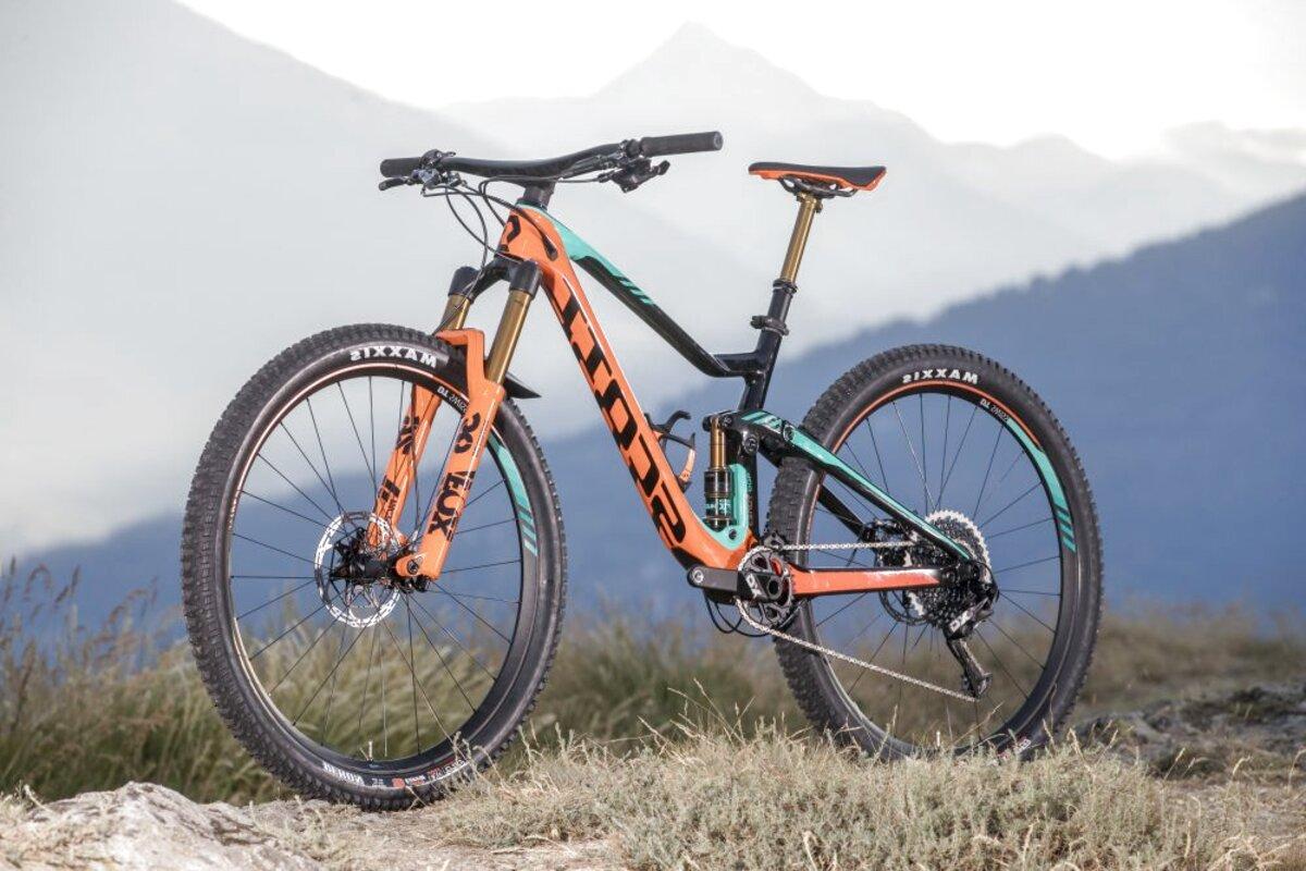 mountain bike scott usato