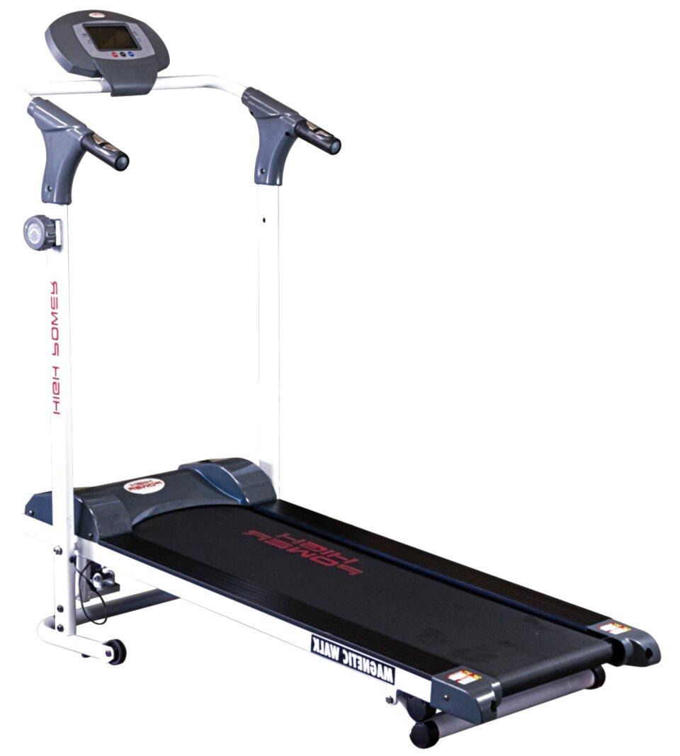 SENZA SCOCCA Styletics Tappeto Magnetico con Inclinazione Manuale
