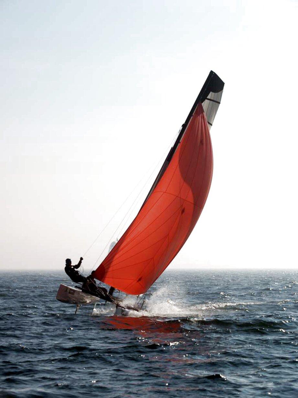 catamarano 18 usato