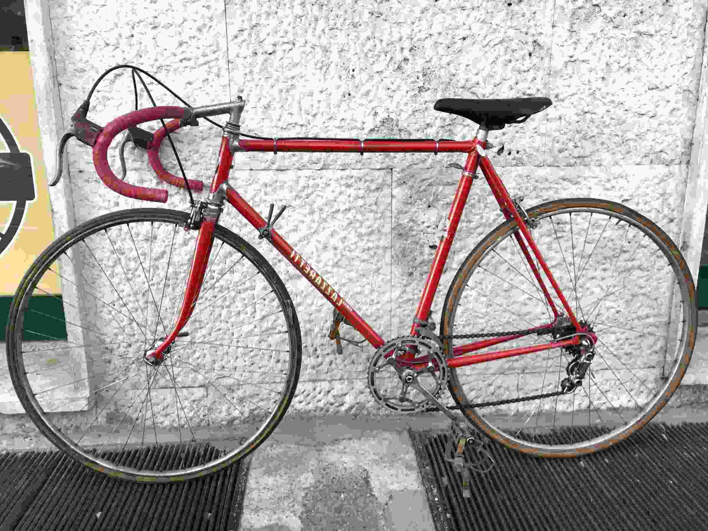 bici da corsa 57 usato