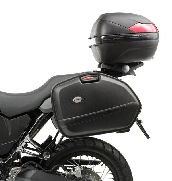 Borse laterali set Honda Transalp XL 650 V 00-07 Givi EA100B 40 litro