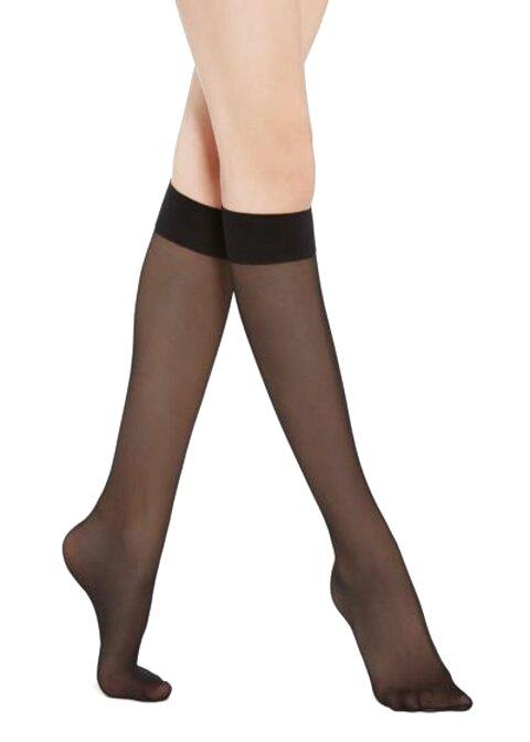 Comfort con elastico morbido calzettoni al ginocchio da uomo VCA 3 paia originali