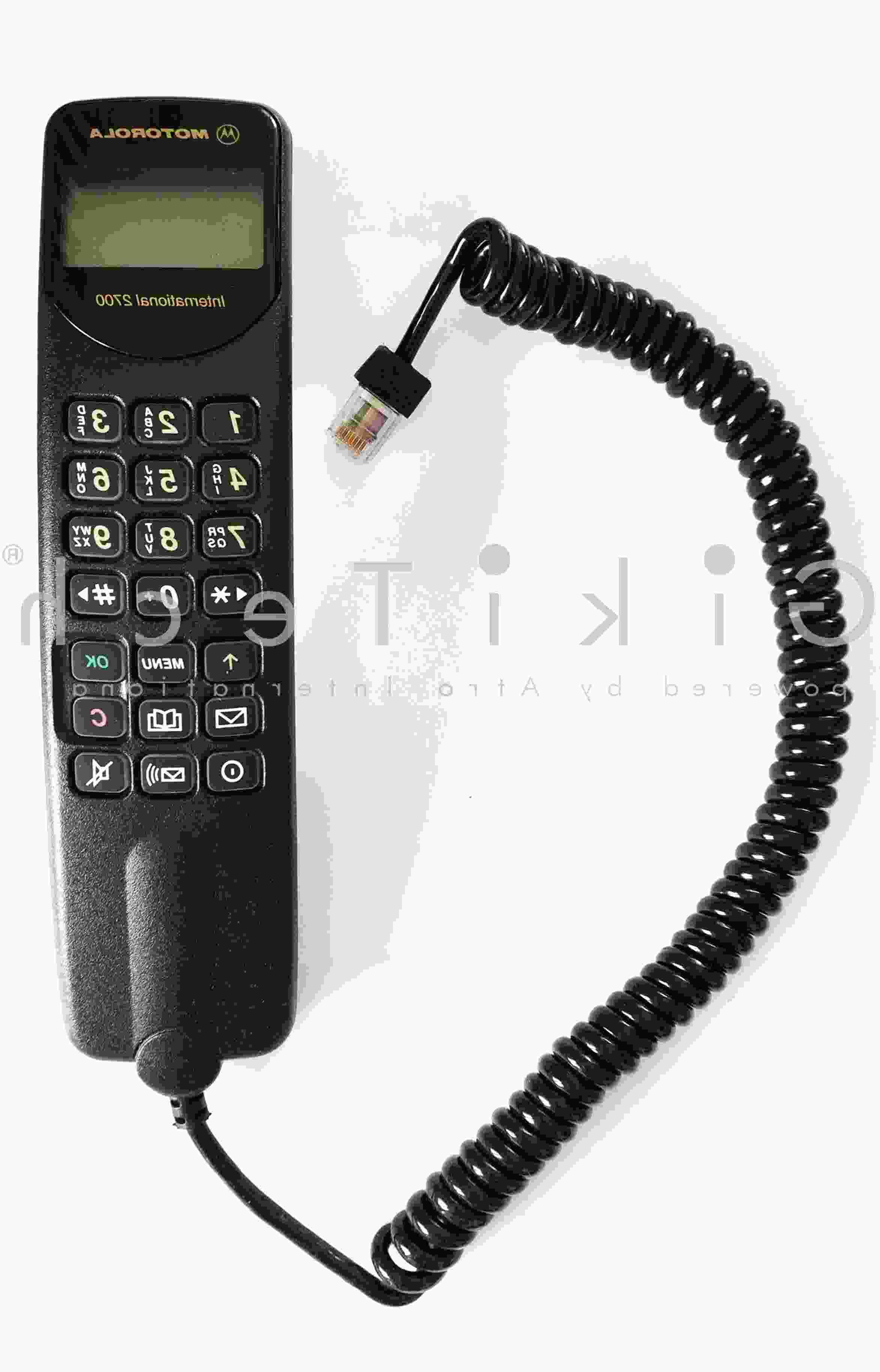 telefono veicolare motorola 2700 usato
