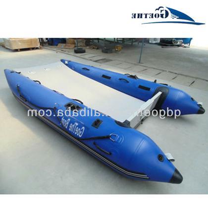 catamarano gonfiabile usato