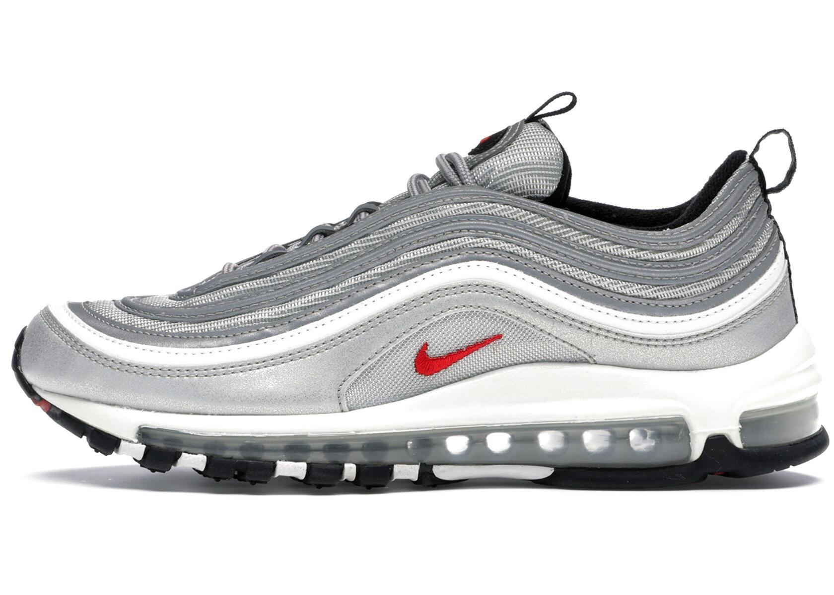 Vedi gli insetti contratto di locazione puro  Air Max 97 Silver Nike usato in Italia | vedi tutte i 49 prezzi!
