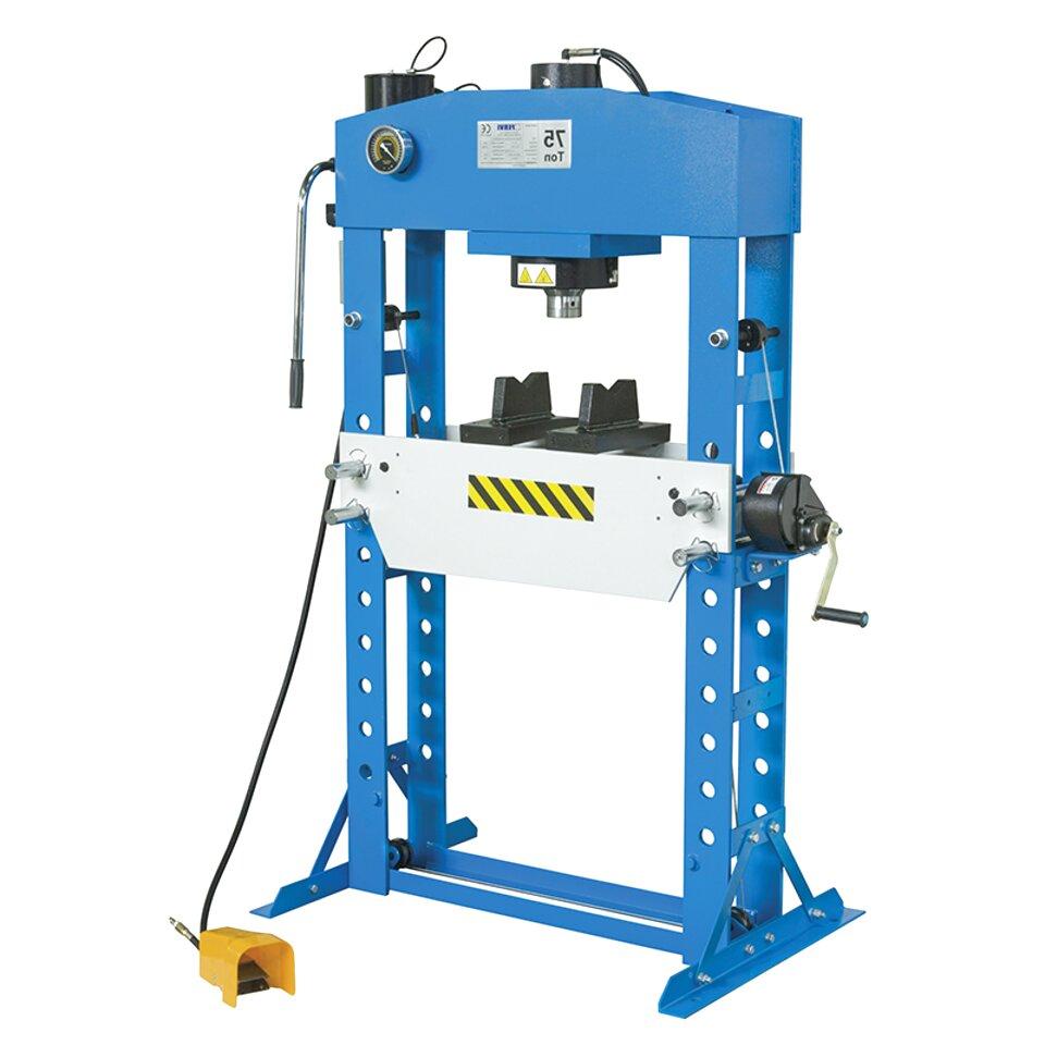 Pressa idraulica manuale usato in italia vedi tutte i 72 for Pressa idraulica manuale