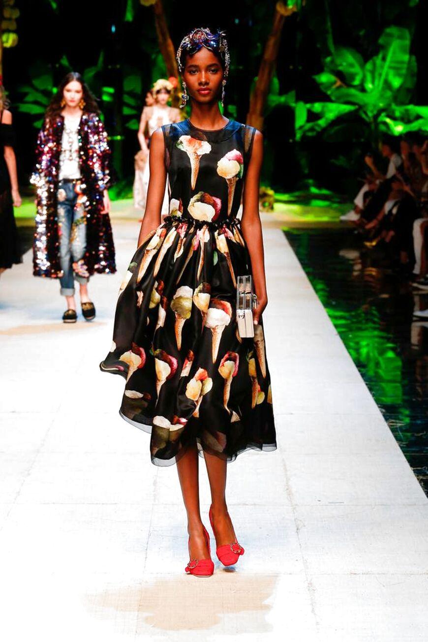 Abiti Da Cerimonia Dolce E Gabbana.Abito Dolce Gabbana Usato In Italia Vedi Tutte I 43 Prezzi