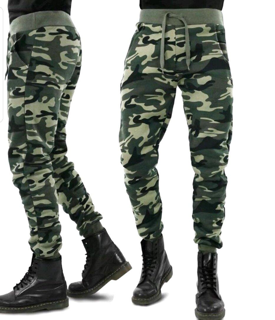 Famoso Pantaloni Mimetici Uomo Felpati usato in Italia | vedi tutte i 26 YN93
