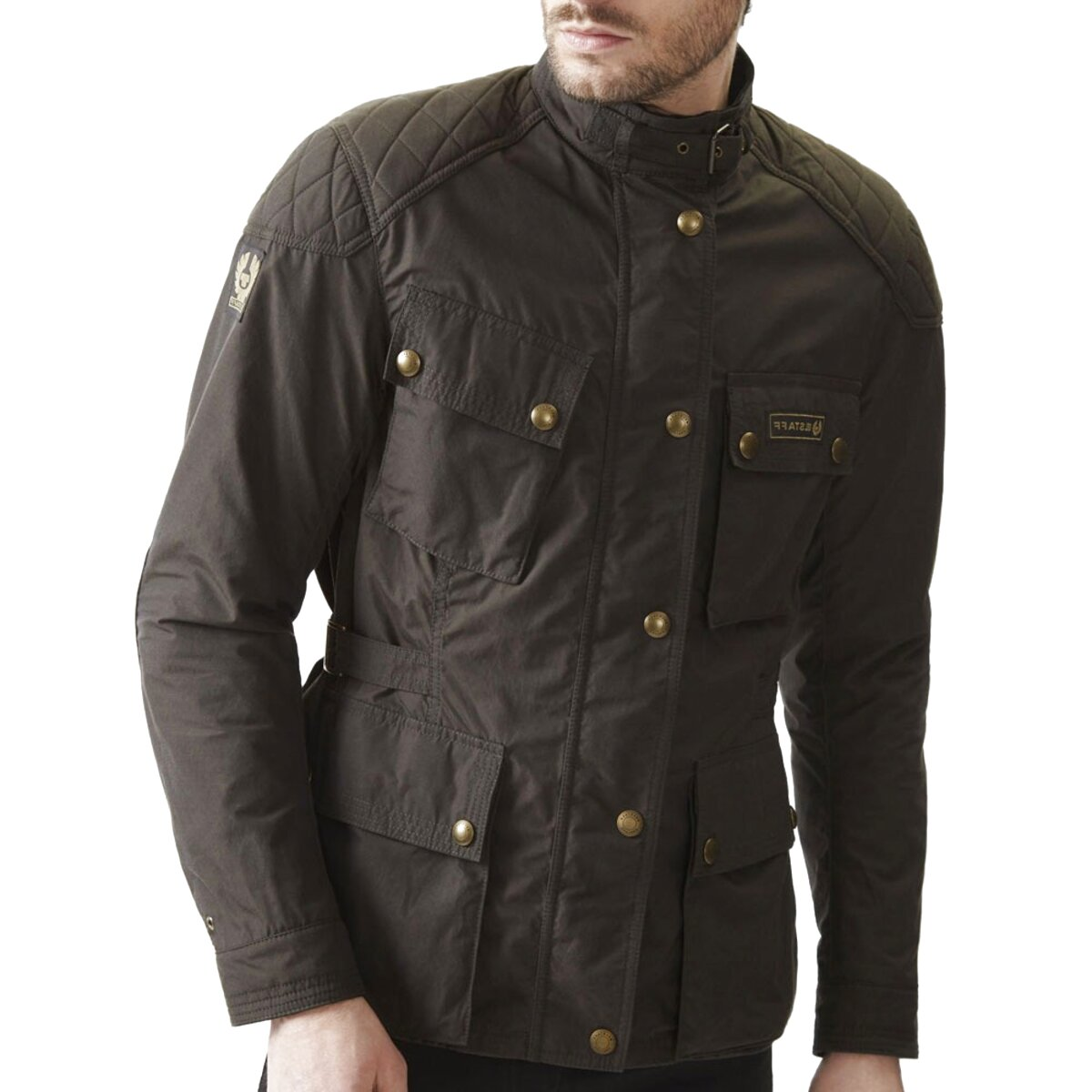 giacca belstaff usato