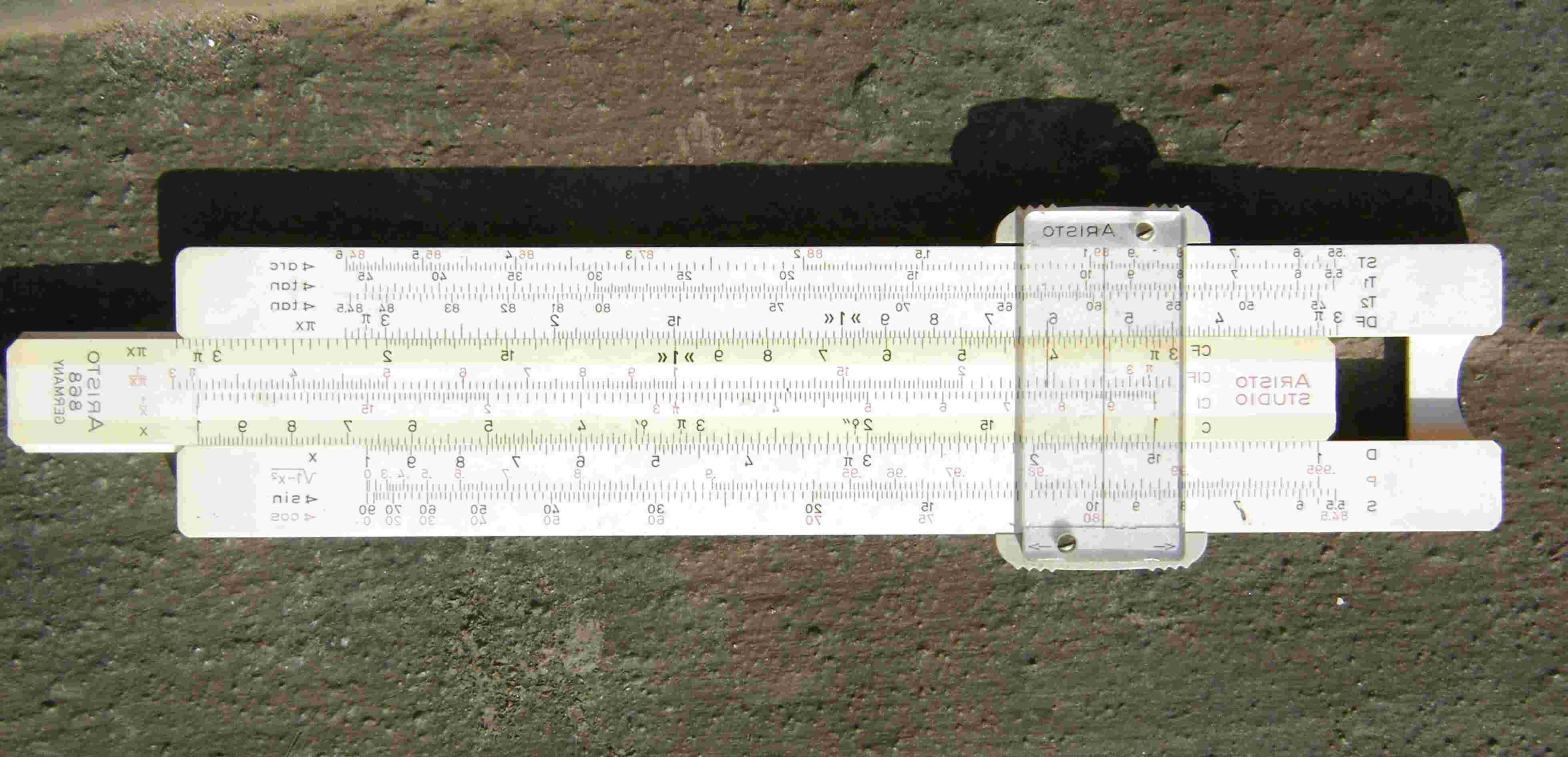 Regolo Calcolatore usato in Italia | vedi tutte i 55 prezzi!
