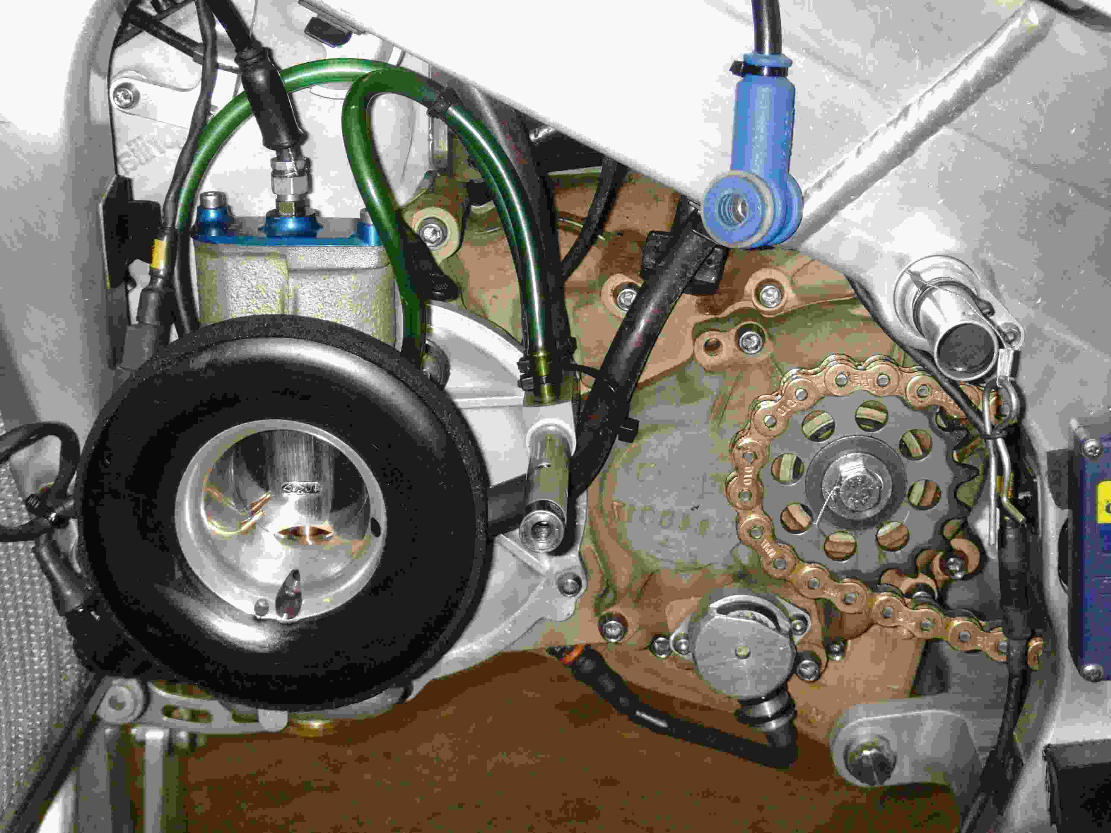 disco rotante usato